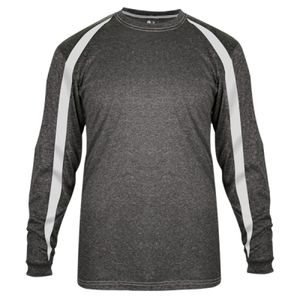 Pro Heather Fusion Long Sleeve T-Shirt Thumbnail